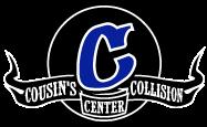Cousin's Collision Logo